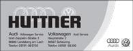 Autohaus Huttner